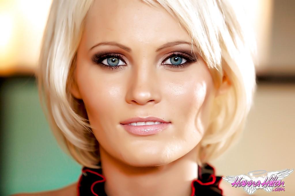 Развратная любовница Hanna Hilton ждет своего нового парня - фото #2